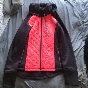 Fila sports women's zip up jacket